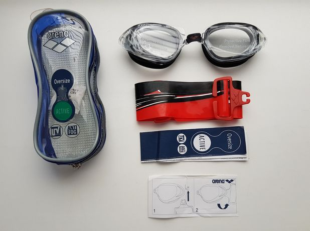 Очки для плавания Arena (Новые) Удобная, редкая модель