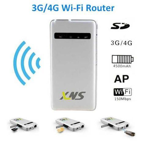 Уникальный многофункциональный портативный Wi-Fi роутер EDUP EP-9512N