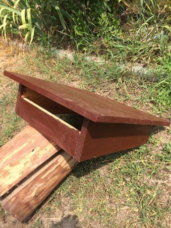 Новая крыша улья Варрэ (Варре) или японского улья.