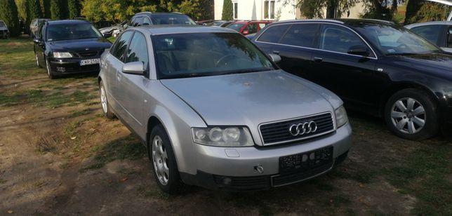 Audi a4b6 2.0 benzyna, całe auto na części