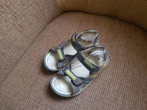 Sandały chłopięce Lasocki rozmiar 29 cm.