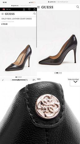Классические туфли лодочки GUESS 1980 грн.