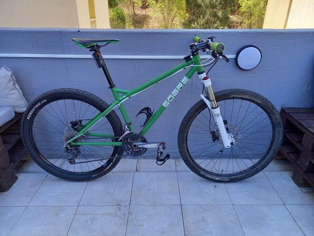 Suspensão Manitou Minute 120mm 27,5 ou bike completa