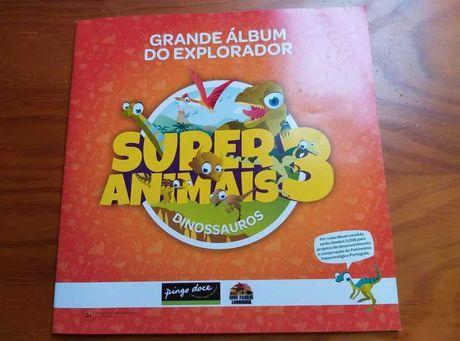 Grande Álbum do Explorador-Super Animais 3