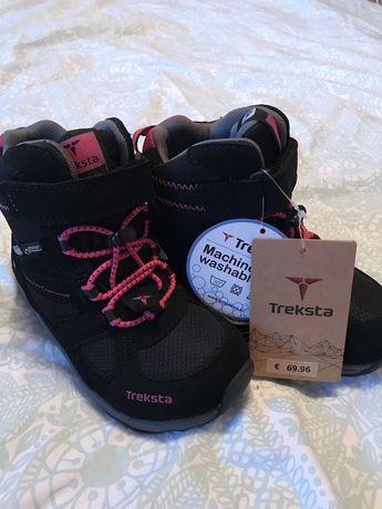 Зимние термо-ботинки
