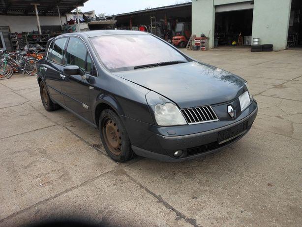 Renault Vel Satis 3,0D 2002r TEB66 NA CZĘŚCI