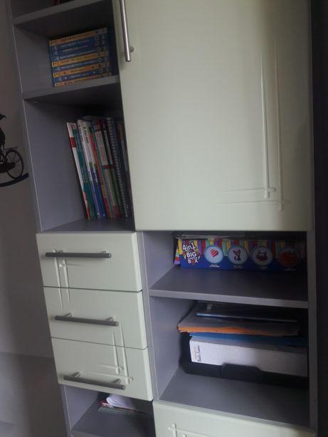 Книжный шкаф комод пенал для книг