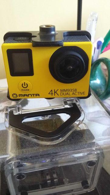 Kamerka sportowa 4k  Manta MM9358