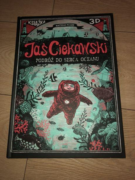 Jaś Ciekawski 3D książka