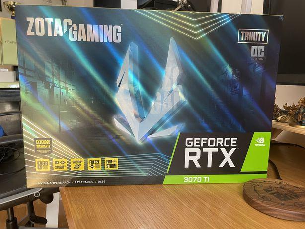 Zotac GeForce 3070 Ti Gaming Trinity OC 8 GB