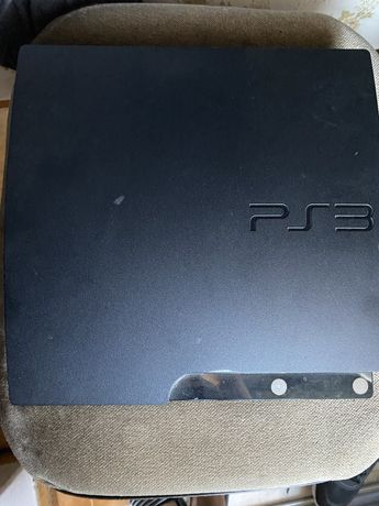 PlayStation 3 + comando + jogos