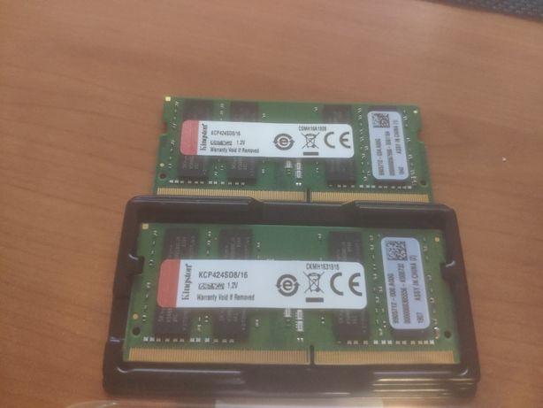 Kingston DDR4 SODIMM 16GB 2400MHz