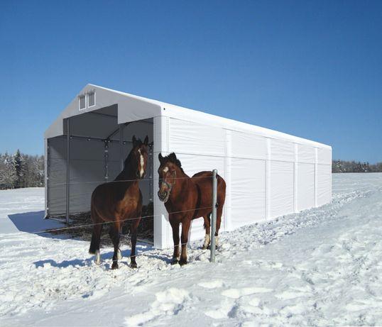 Namiot magazynowy, przemysłowy, hala namiotowy, garaż; 5x10x2m