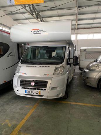 AutoCaravana Branca Fiat