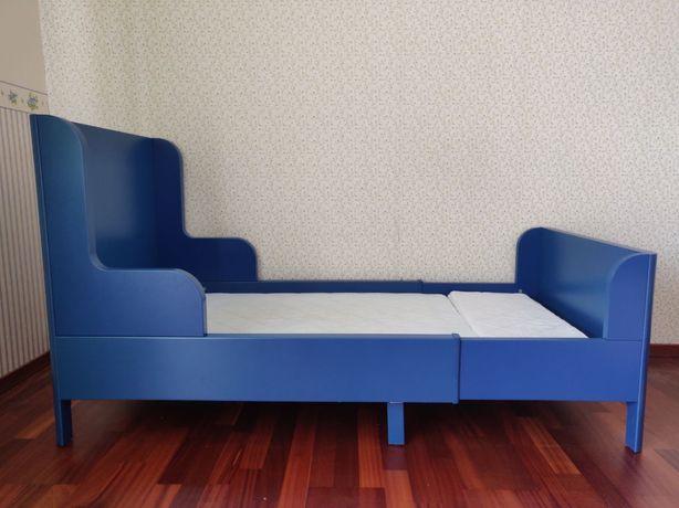 Дитяче ліжко IKEA з матрацом
