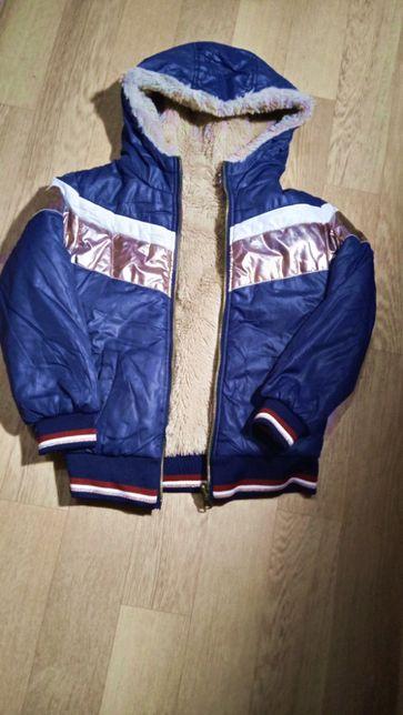 Куртка демисезонная р 122