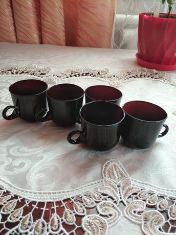 Чашка для кави прозора