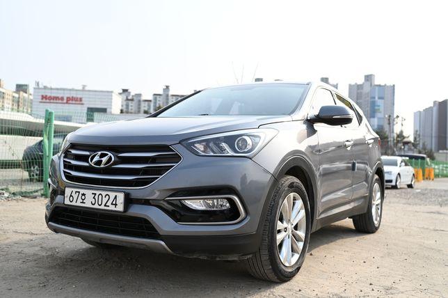 Hyundai Santa Fe, 2017 г.в., 2,0d