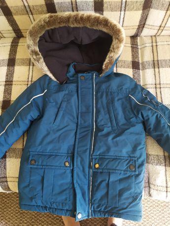 Куртка зимняя Waikiki на 2,5-3 года в идеальном состоянии