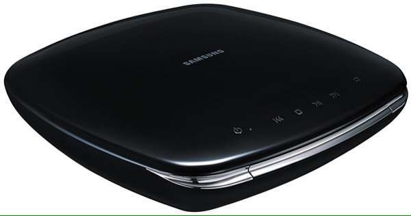 DVD samsung full HD