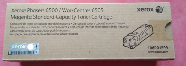 Toner Xerox Phaser 6500/ WorkCenter 6505