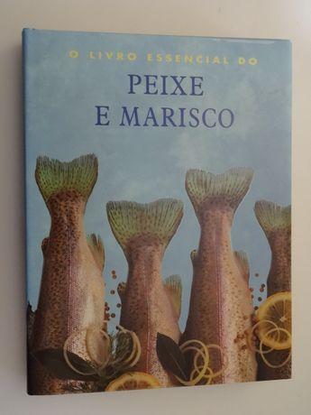 O Livro Essencial do Peixe e Marisco - Vários Livros