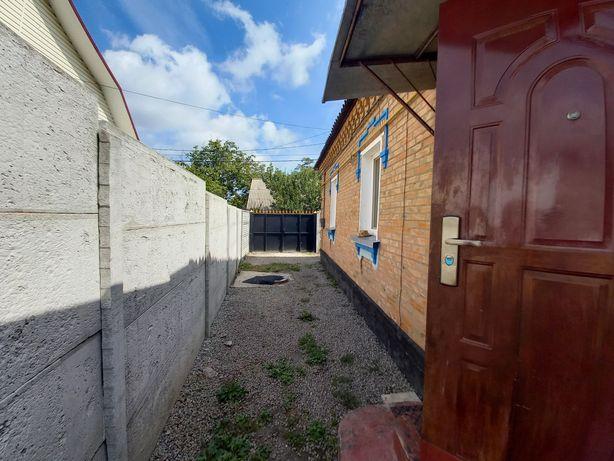 Половина дома с отдельным двором