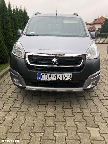 Peugeot Partner Wyjątkowo zadbany, ekonomiczny, regularnie serwisowany w ASO.