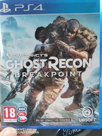 Ps4 Ghost Recon breakpoint pl (możliwa zamiana)