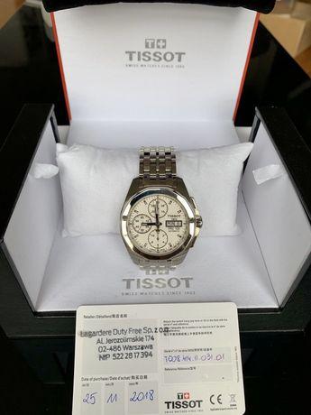 TISSOT PRC 100 automatic / automat  chrono VALJOUX