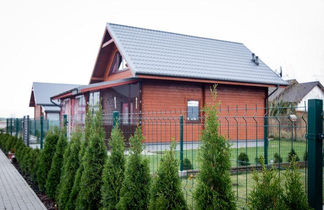 Dom drewniany, ul. Kropla Bałtyku, Darłowo