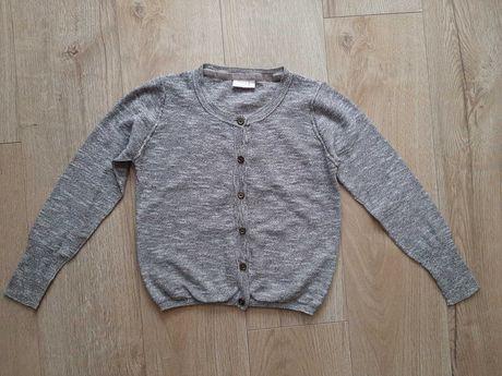 Śliczny sweterek sweter next r. 116, 5-6 lat idealny