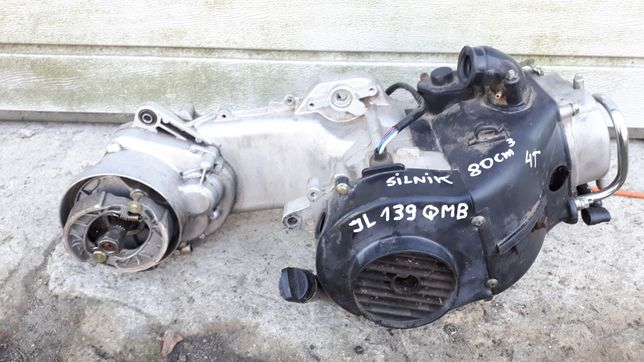 Silnik---skuter-motorower- JL 139QMB 4t