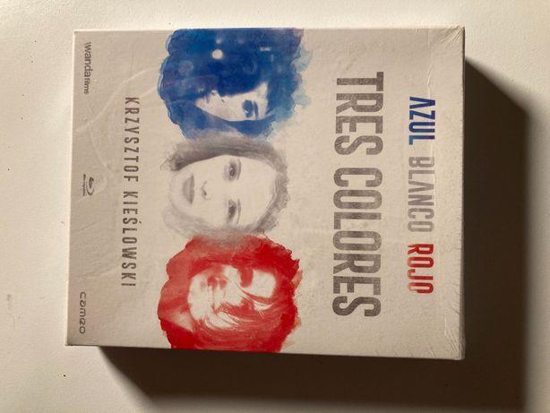DVD Três Colores