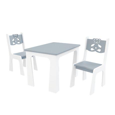 Zestaw mebli- stolik + 2 krzesełka Miś Tutula.pl