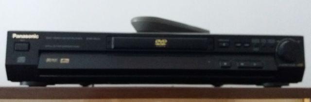 Odtwarzacz DVD i CD