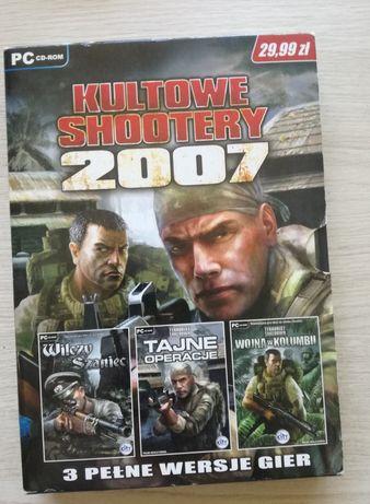 PC Kultowe Shootery 2007 Tajne operacje Wilczy Szaniec Wojna w Kolumbi