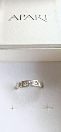Pierścionek srebrny 925