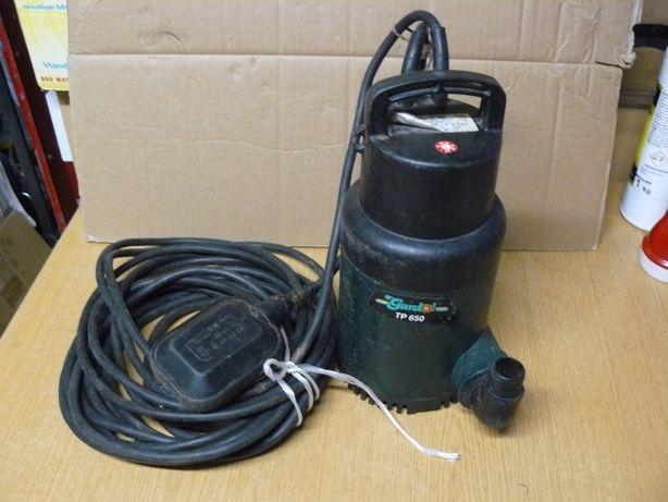 Pompa zanurzeniowa 650 watt do wody czystej brudnej niemiecka