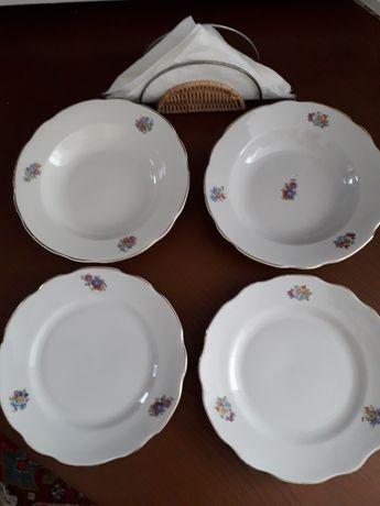 Комплект тарелок