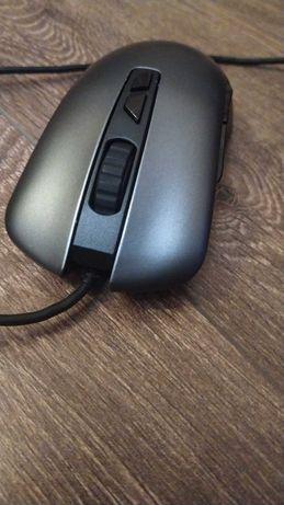 Игровая мышь asus tuf gaming m3 с ковриком 500мп