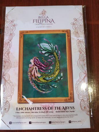Схема для вышивания от Bella Filipina