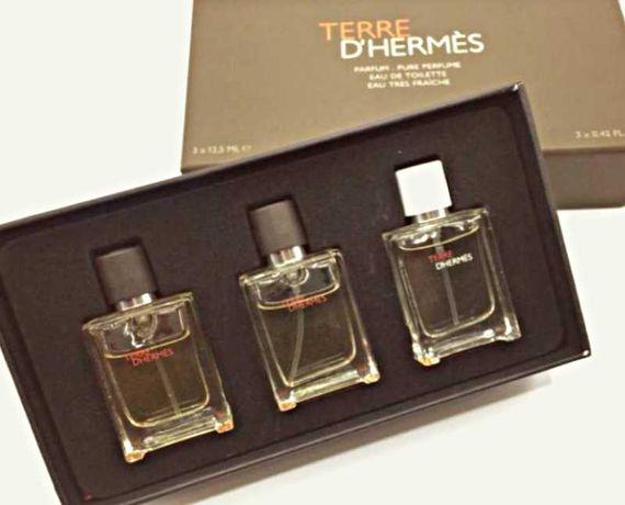 Мужской подарочный набор  Terre D' Hermès