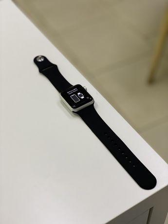 Apple Watch 3 38mm Silver Гарантія