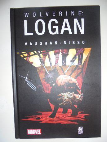 Vaughan,Risso - Wolverine:Logan.Unikat!