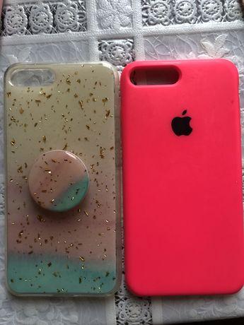 Чехол на iPhone 7*/8+