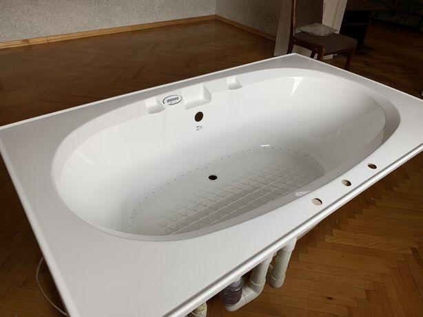 Срочно! Продам абсолютно новую ванну/джакузи с гидромассажем!