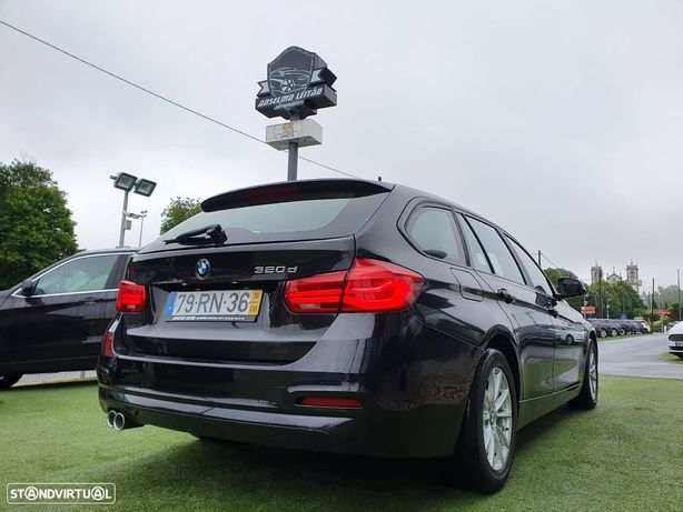 BMW 320 d Touring Auto