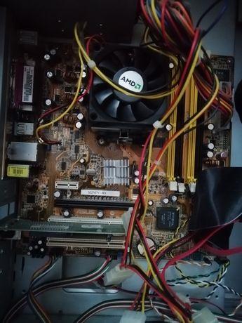 Płyta główna wraz z procesorem