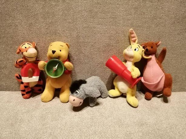 Kubuś Puchatek i przyjaciele - maskotki Disney